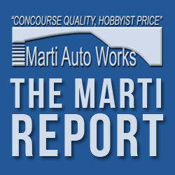 THE MARTI REPORT: UNSEATING THE COMPETITION