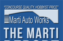 THE MARTI REPORT: WHERE THE RUBBER MEETS THE ROAD