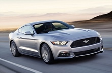 The 2015 Ford Mustang Gaining International Recognition