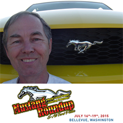 Mustang Roundup and All Ford Picnic Features Special Guest Kevin Marti