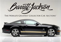 Barrett-Jackson Auction to Feature Rare 2006 Shelby GT-H