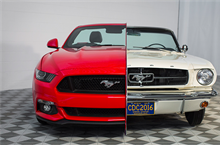 Ford Mustang Unveils Museum Display for the Ages